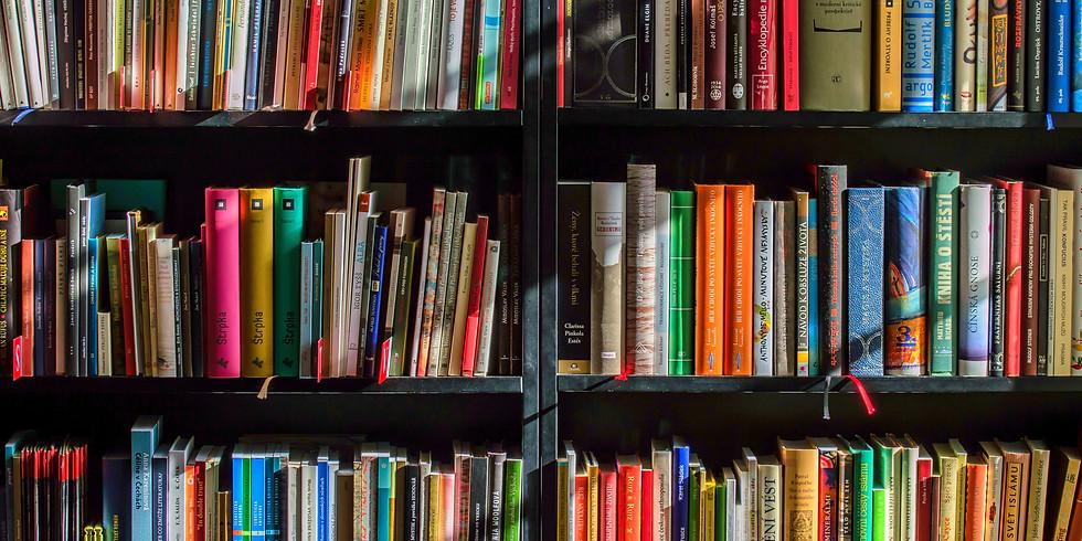 Könyvtári nyitvatartás DIAVETÍTÉSSEL