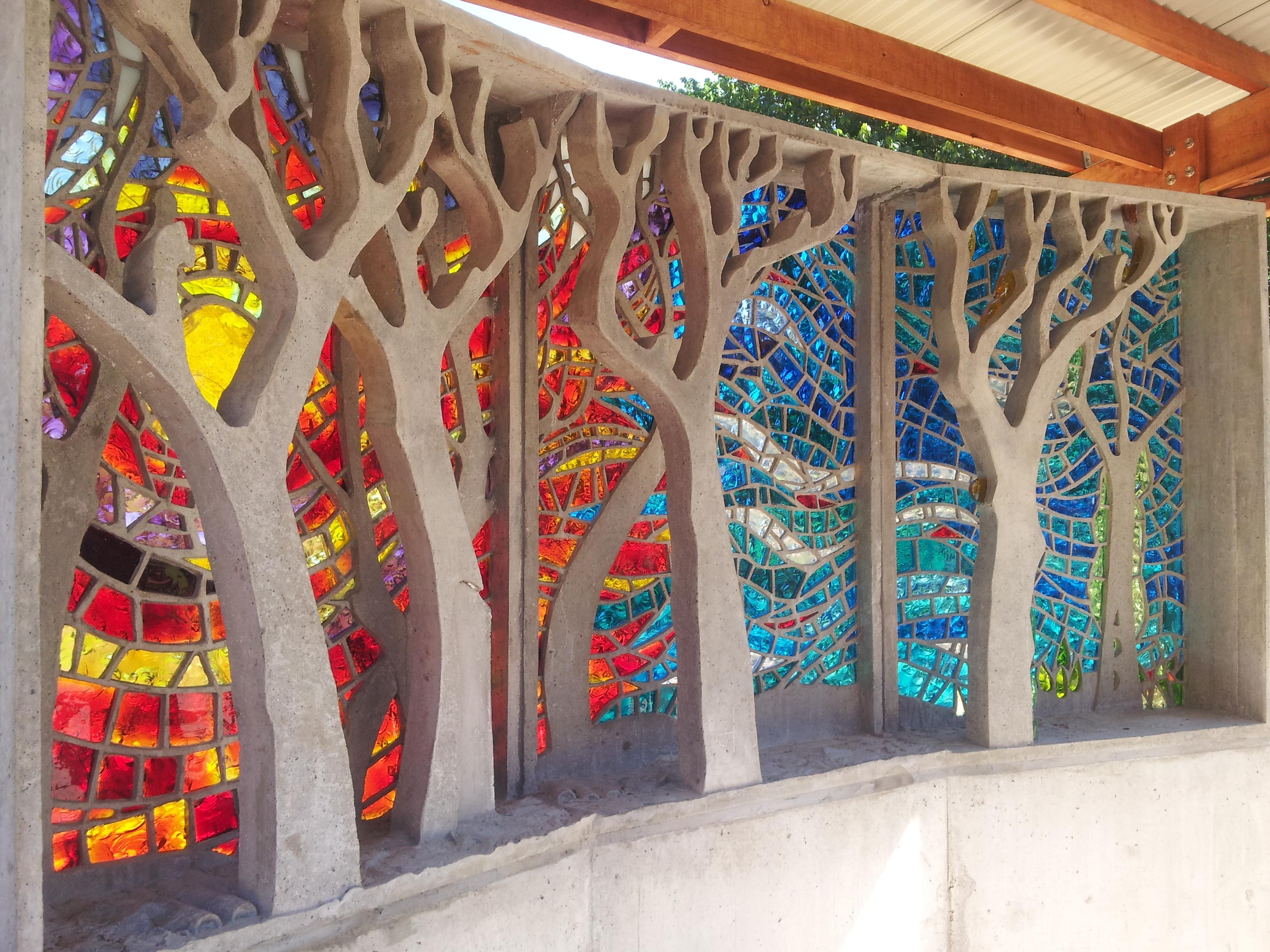 Bushfire memorial Yarra Glen