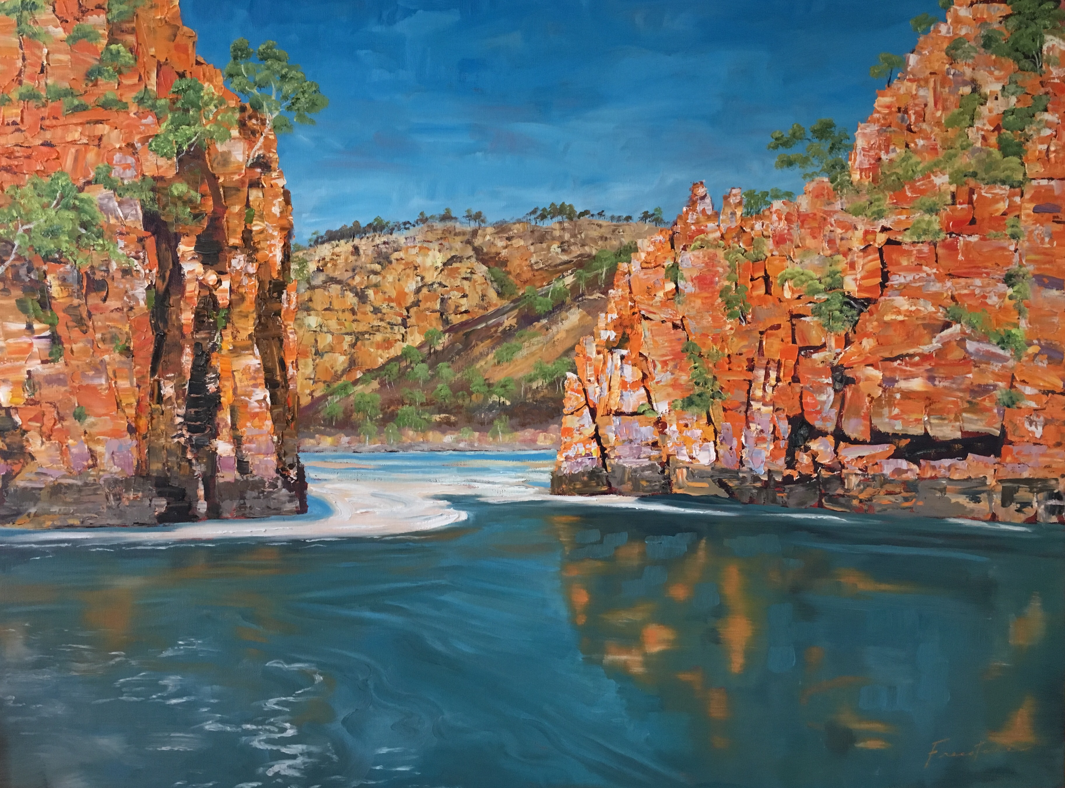 Horizontal Waterfalls The Kimberley