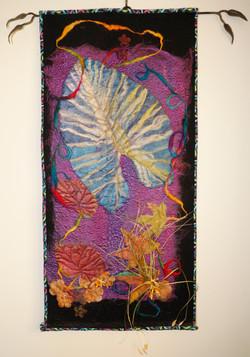 Rogers, Silkpaper leaves