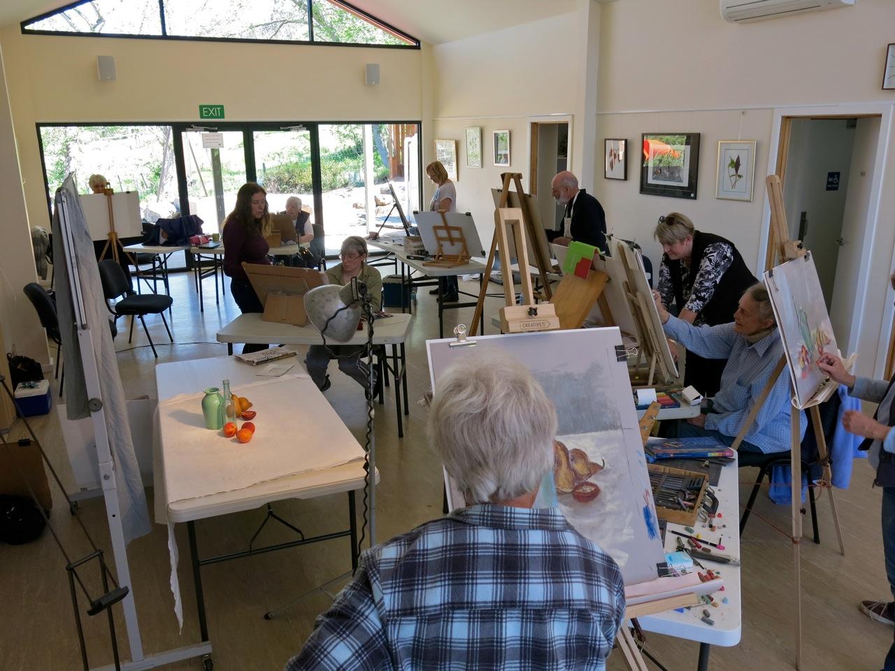 Steels Creek Art Group