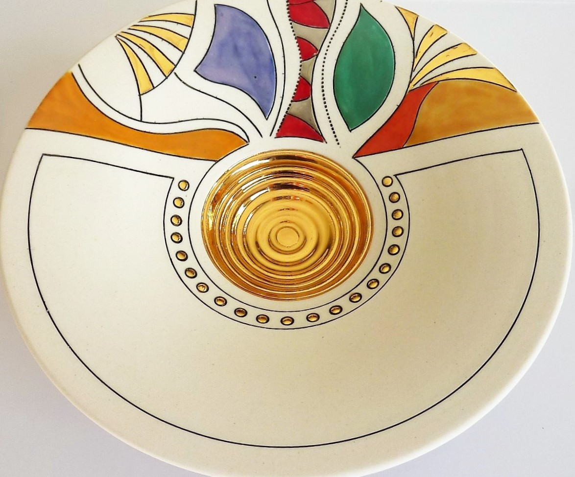 GB2 GOLD BOWL w22cm (2)