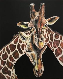 Anthea Forbes Giraffe