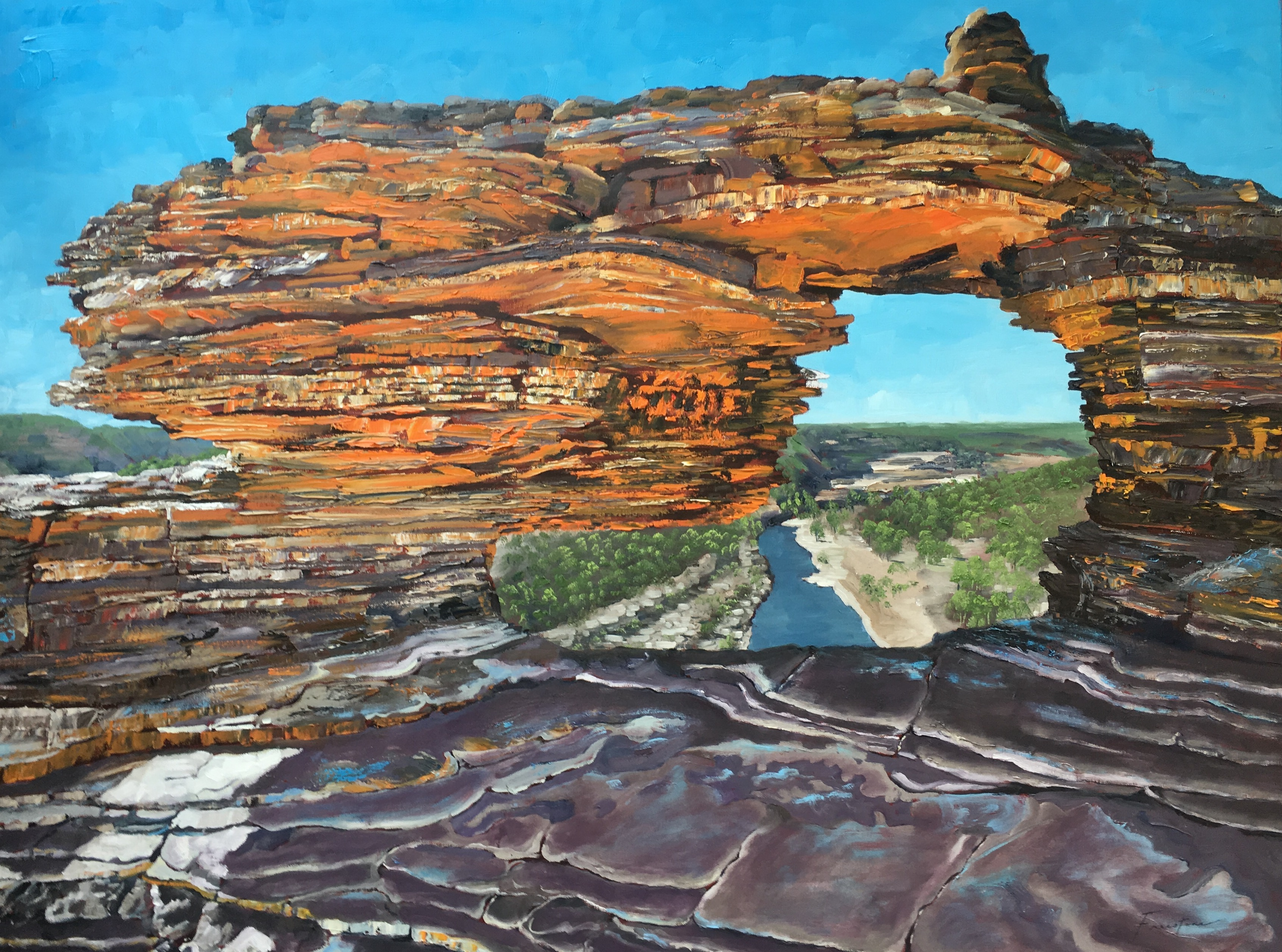 Natures Window Kalbarri