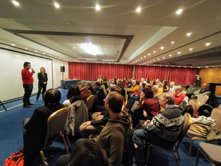 Filmvetítés és közönségtalálkozó Goda Krisztinával