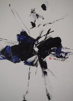 Ballet Series [2],watercolour,21X30cm