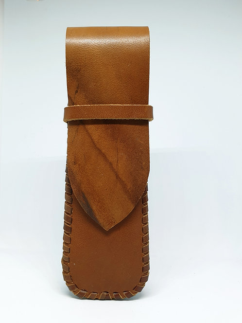 Bőr tolltartó / Leather Pencil Case