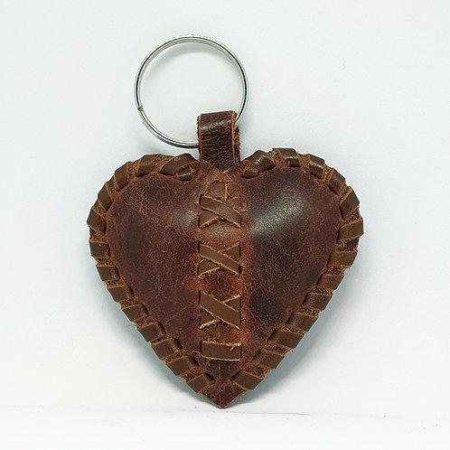 Szív kulcstartó / Heart Keyring