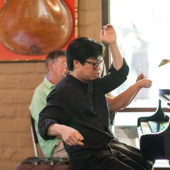 Khoi Bui - musician