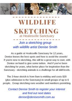 Wildlife Sketch Final