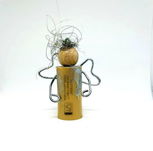 Kézműves angyal dísz / Handmade Angel Ornament