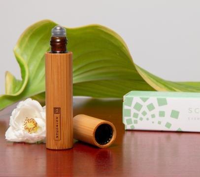 NYUGALOM aromaterápiás illatesszencia /  RELAXATION Aromatherapy Perfume