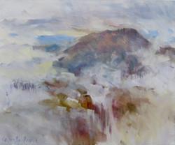 fog at mount buller