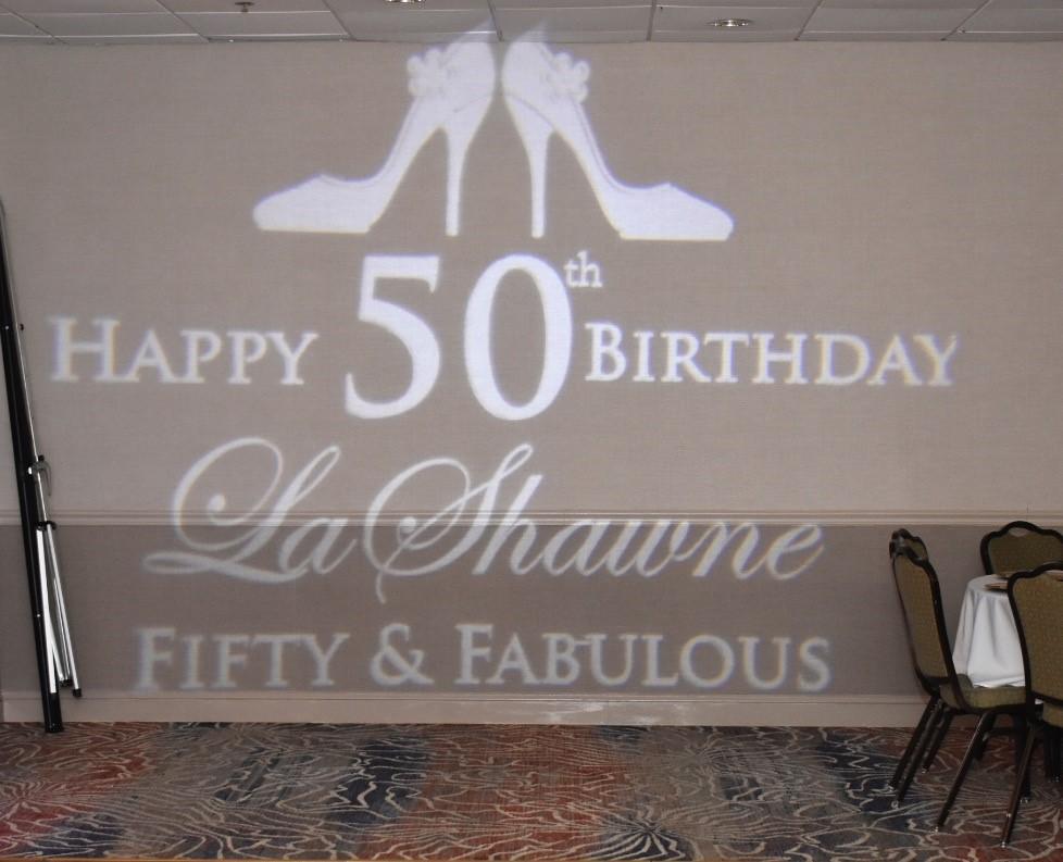LaShawn 50th BDay Party