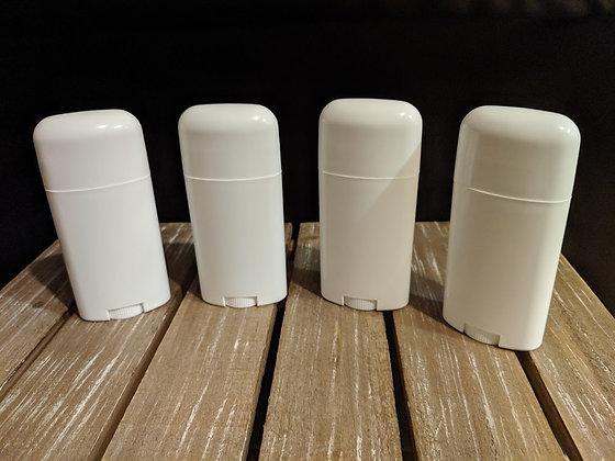 4 Deodorant Tube Containers