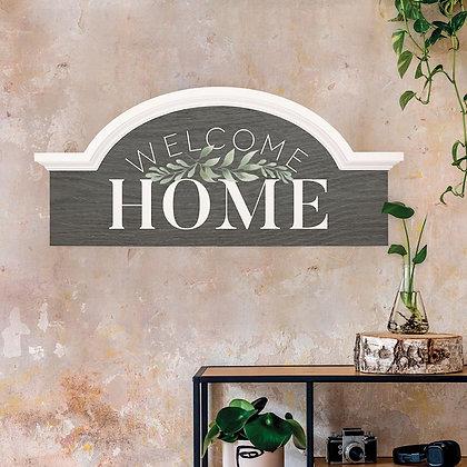 Welcome Home Ornate Decor
