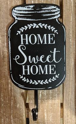 4 x 8 Home Sweet Home Mason Jar Sign