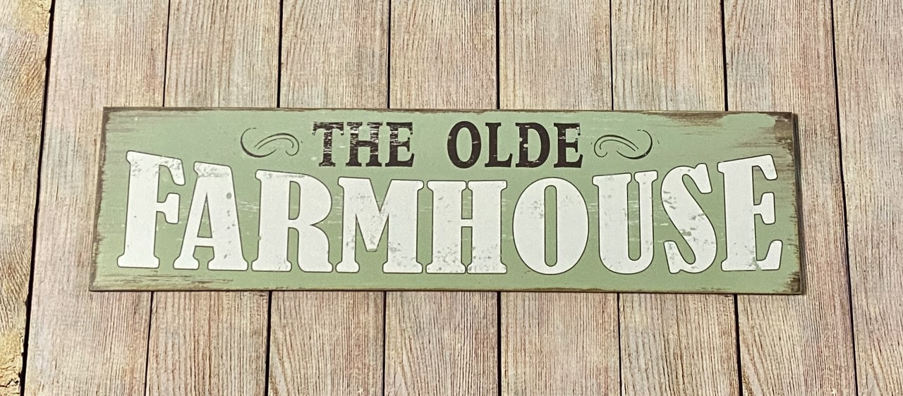 the olde farmhouse