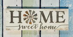 Home Sweet Home Windmill