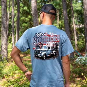 """Southern Shirt"" Short Sleeved T-Shirt"
