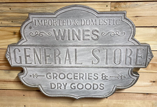 General Store Wall Hanging