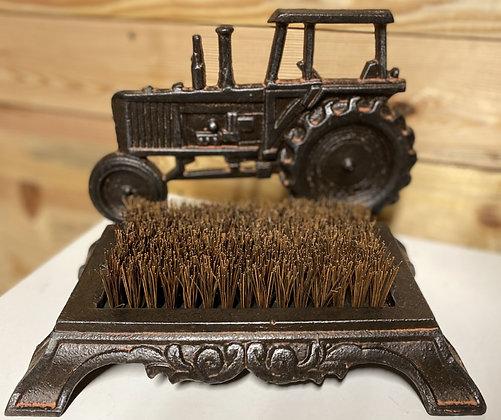 Cast Iron Tractor Boot Scraper