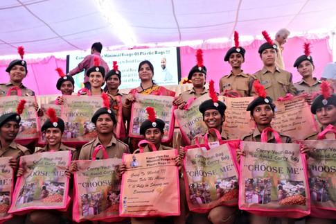 Bags Distribution