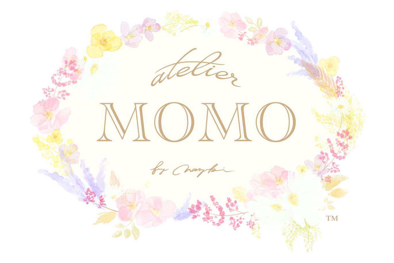 atelierMOMOロゴ
