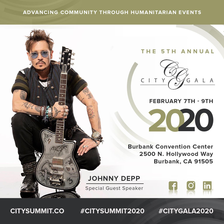 CIty Summit & Gala 2020