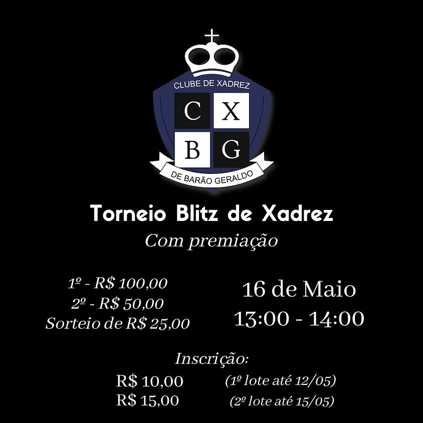 Torneio Blitz de Xadrez
