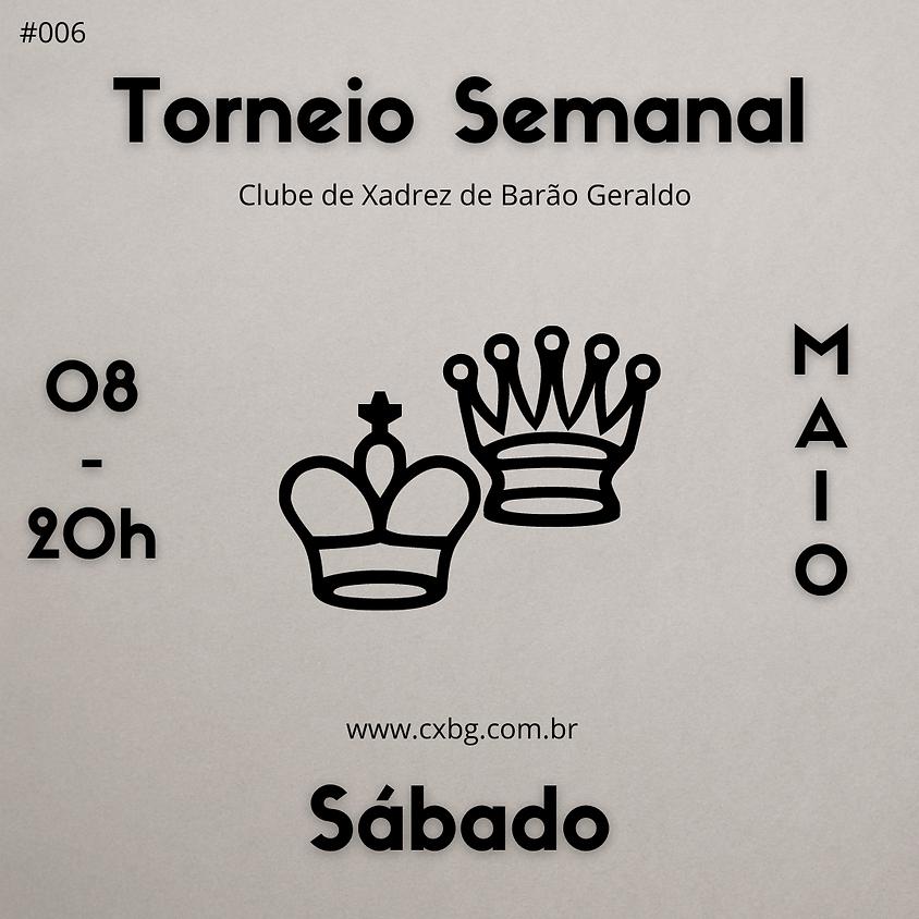 Torneio Semanal - Ed. 6