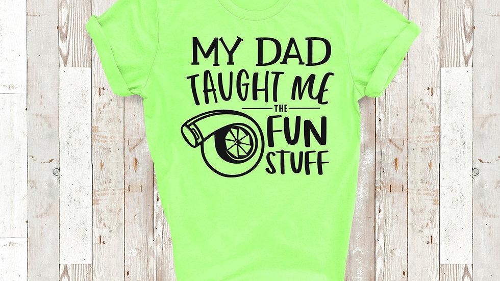 Youth - My Dad Taught Me The Fun Stuff