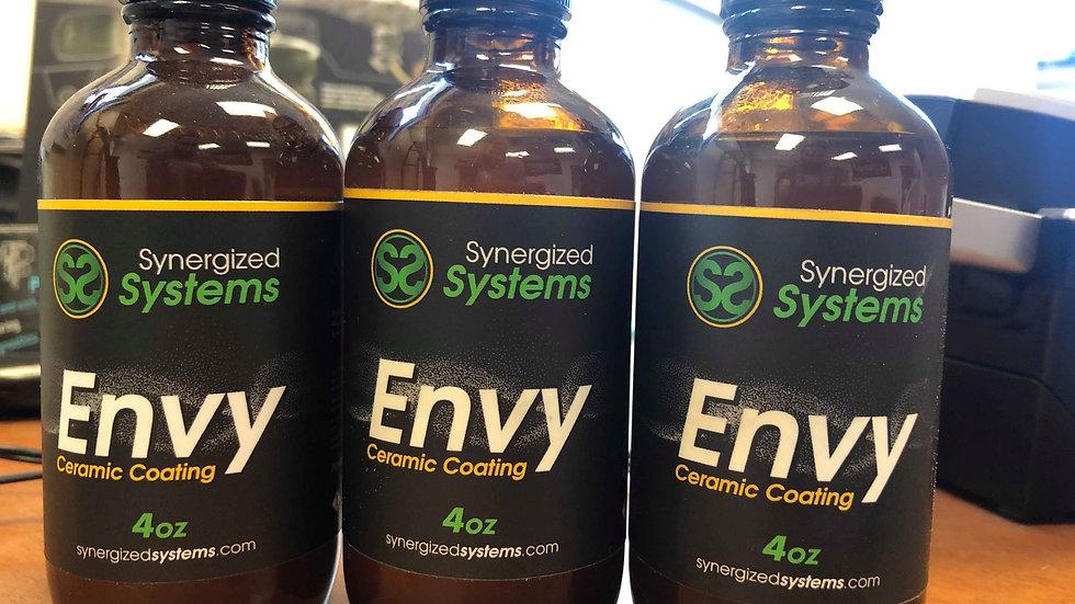 Synergized Systems Ceramic coating