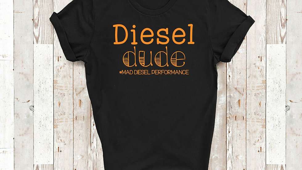 Youth - Diesel Dude T Shirt