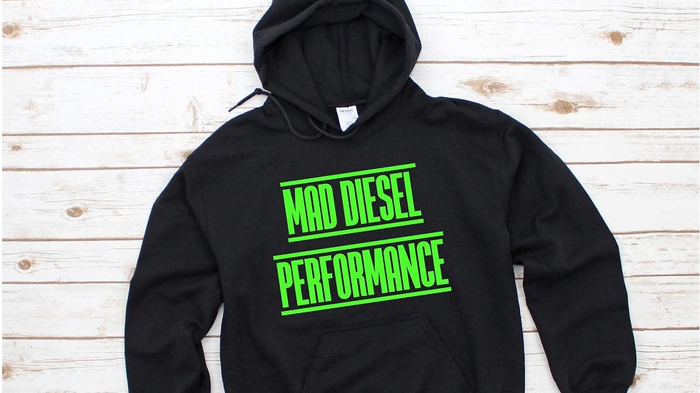 Mad Diesel Hoodie
