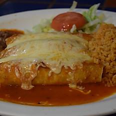 #5 Enchiladas Suizas
