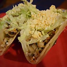 2 Tacos de Camaron (Shrimp)