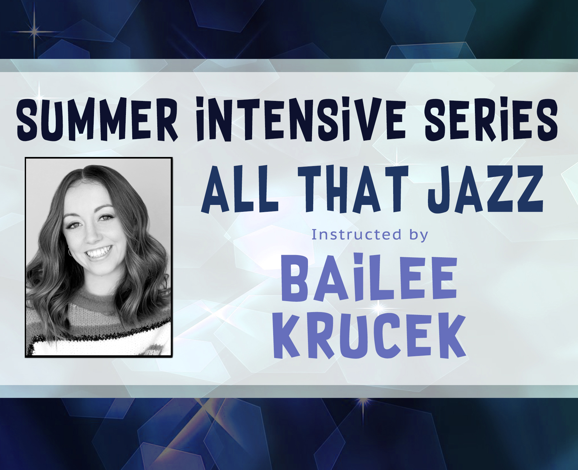 All That Jazz Intensive Site Banner