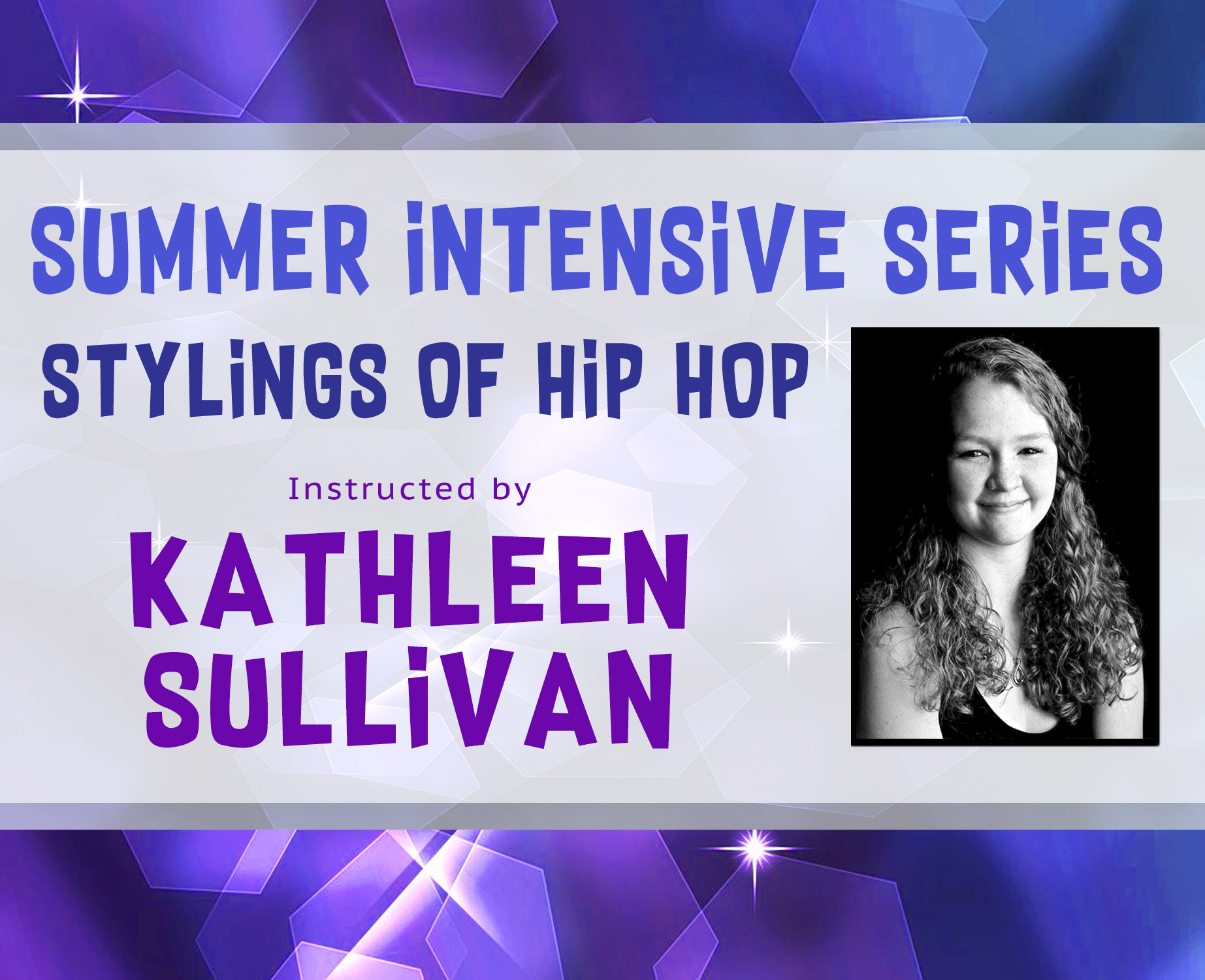 Hip Hop Intensive Site Banner