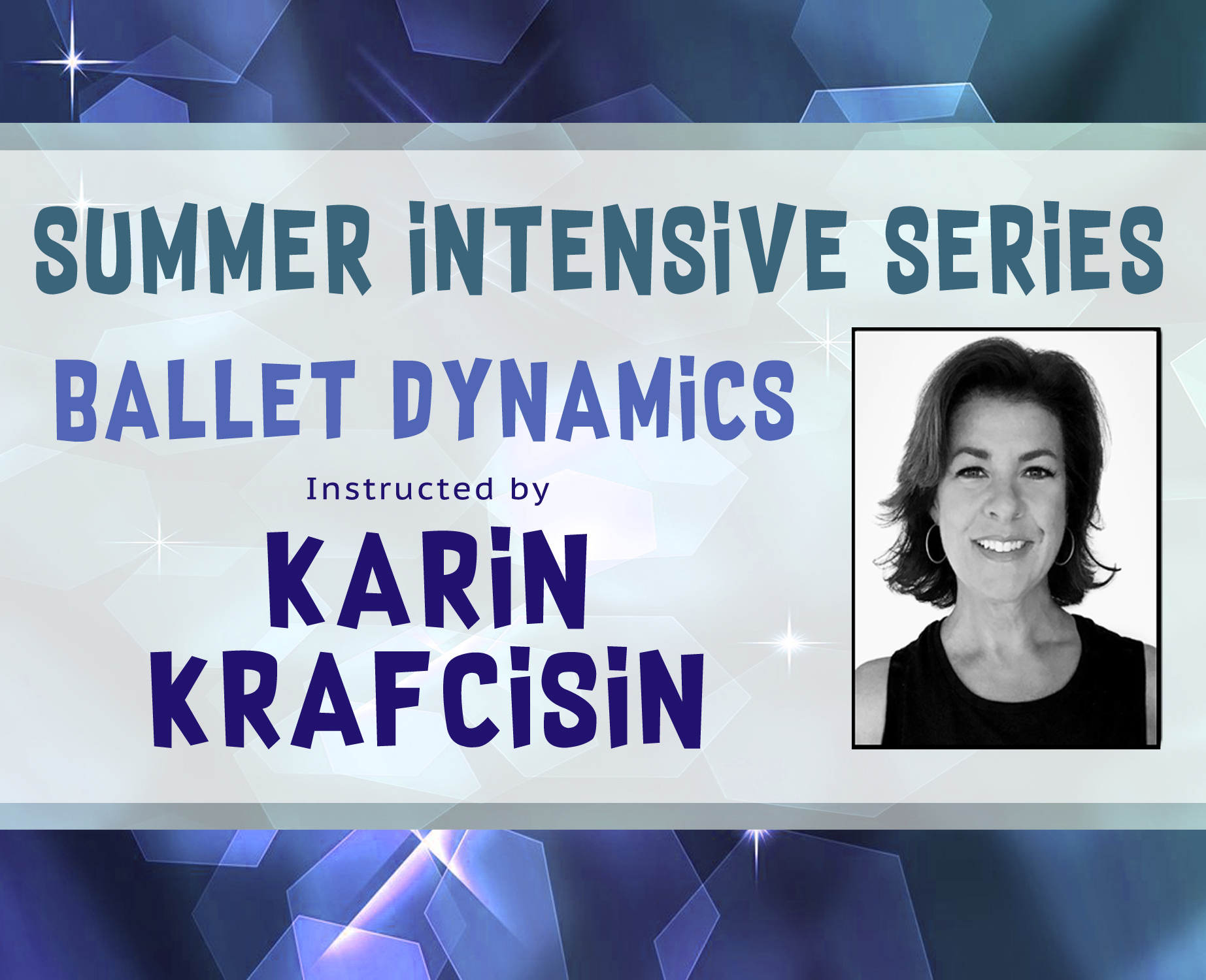 Ballet Intensive Site Banner