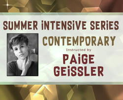 Contemporary Intensive Site Banner