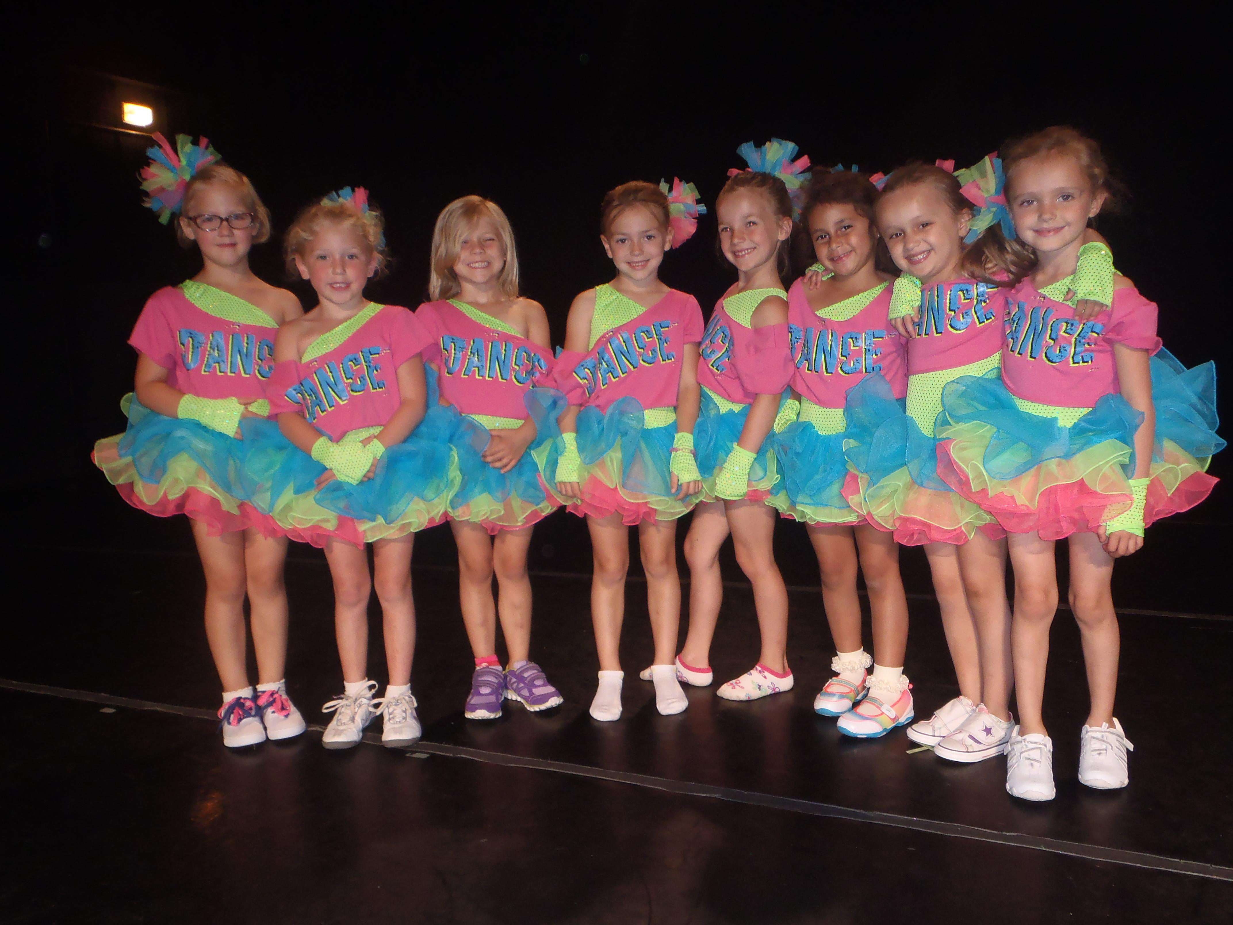 Miss Mickey's Dancers