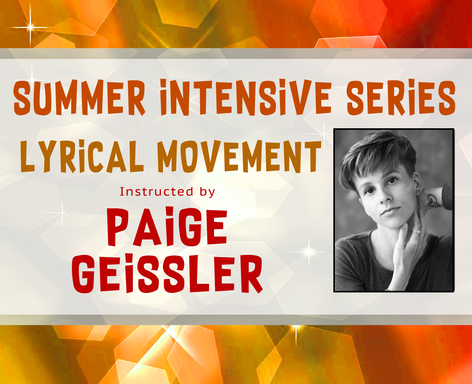 Lyrical mOVEMENT Intensive Site Banner