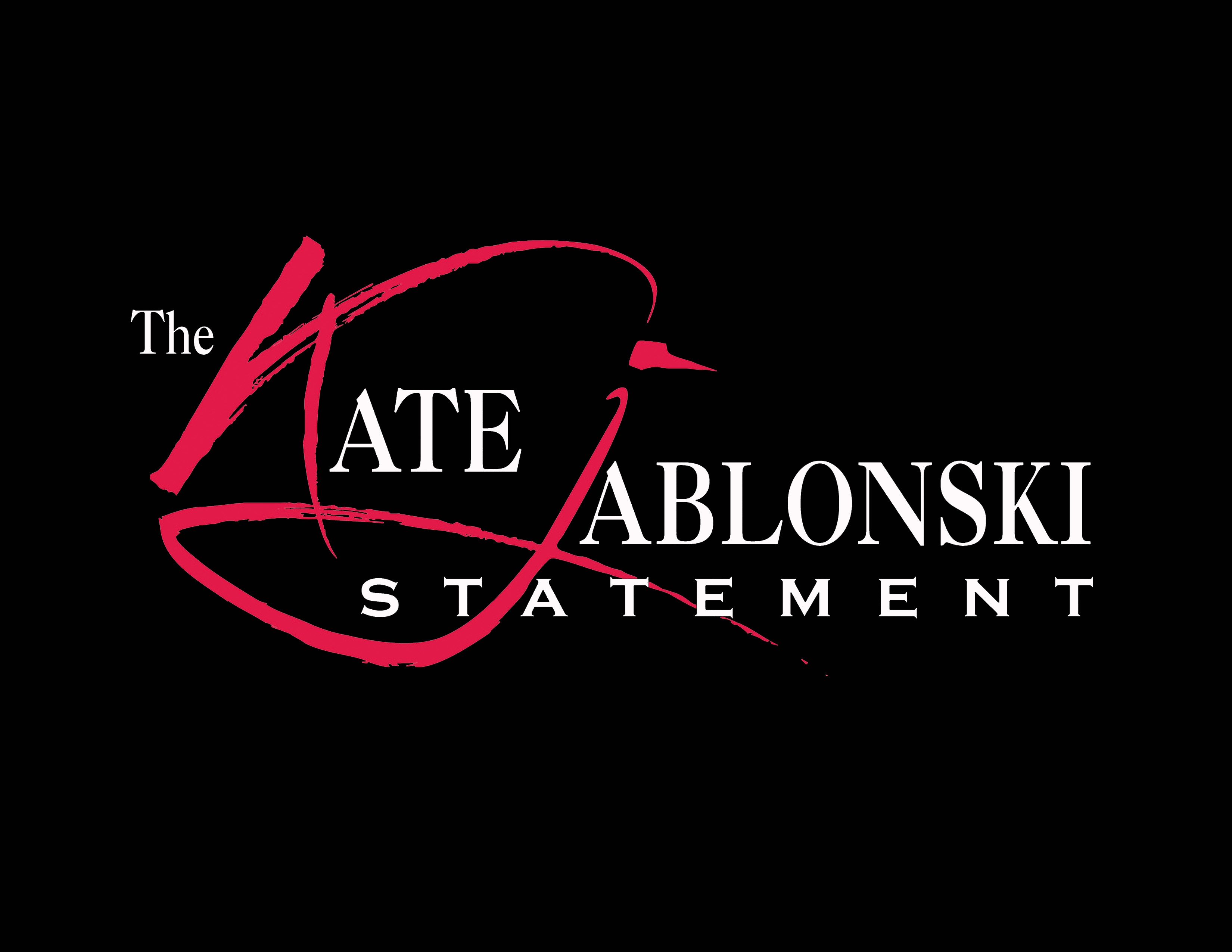 The Kate Jablonski Statement