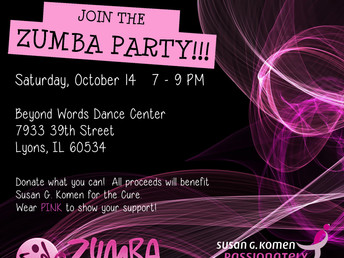 Zumba® For the Cure
