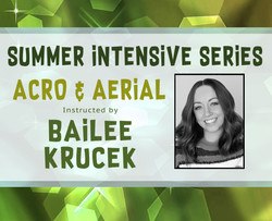 Acro + Aerial Intensive Site Banner