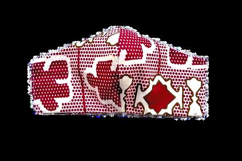 Fabric Face Masks (Rectangular)