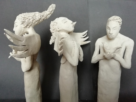 Love, Peace & Gratitude Angels