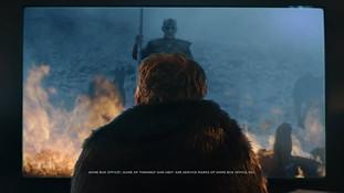 """Showmax """"Game of Thrones, Join the Night's Watch"""" Asher Stolz, Bryan Van Niekerk"""