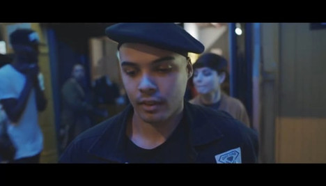 """Jimmy Nevis and Opposite the Other """"Ctrl, Alt, Del"""""""